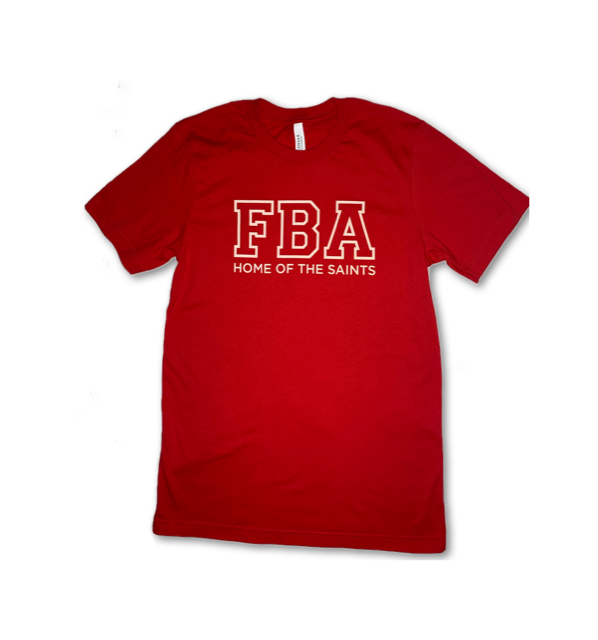 FBA Home of the Saints T-Shirt